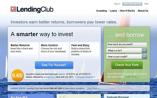 Lending Club Review