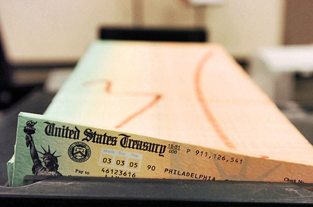 Waiting for your first social security check to arrive?
