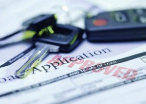 getting approved auto loan