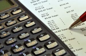 tax receipts